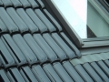 Dachfensteranschluß