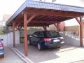 freistehendes Carport